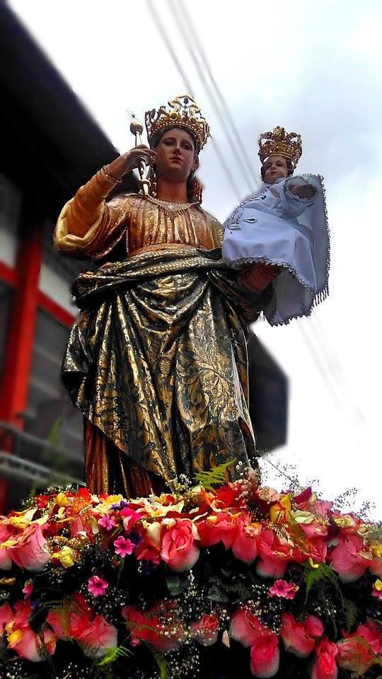 La Virgen Patrona de Chota