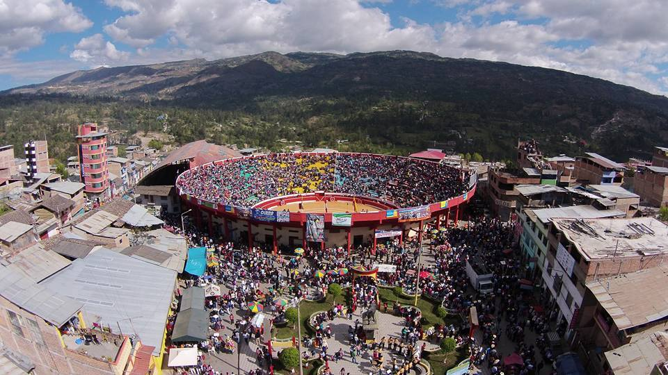 """Plaza de toros """"el Vizcaino"""""""