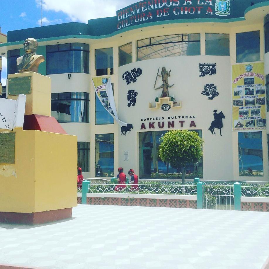 Complejo cultural Akunta
