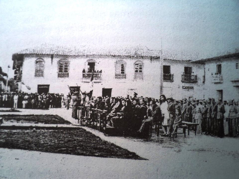 Ceremonia civica 1930