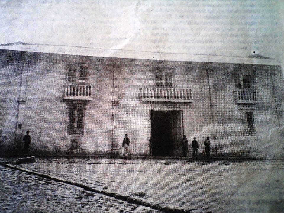 Colegio Nacional sn Juan 1945
