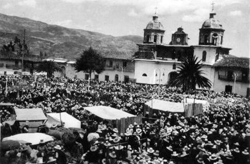 Fiesta San Juan Bautista