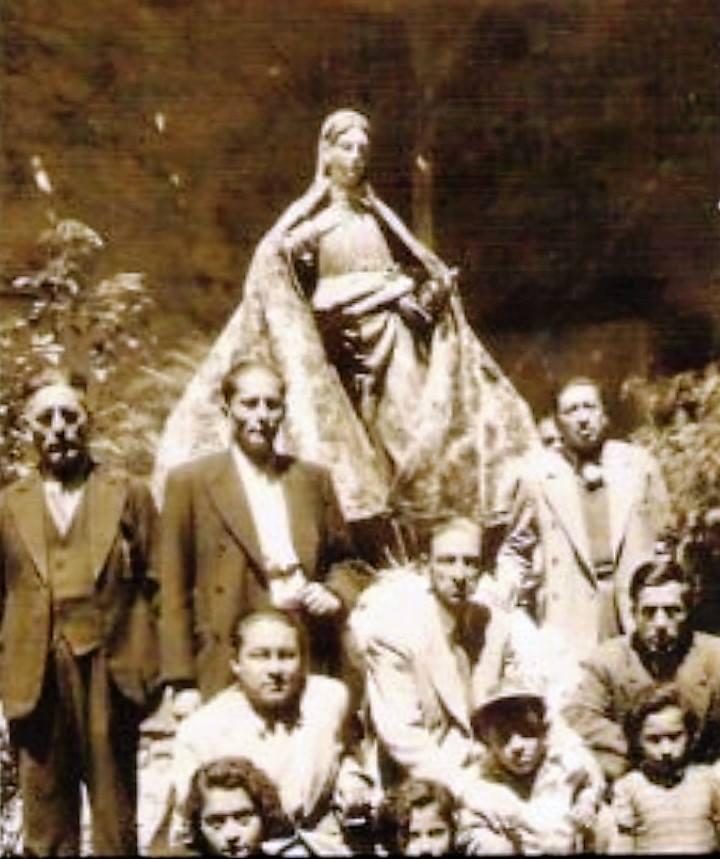 Patrona de Chota 5 de agosto de 1953