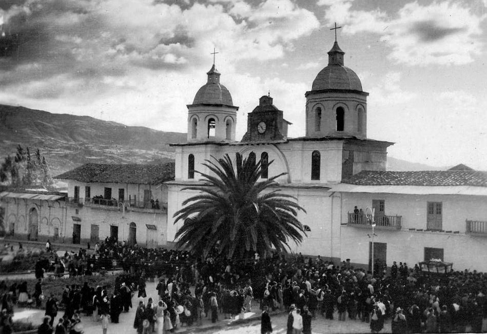 Viernes santo 1955