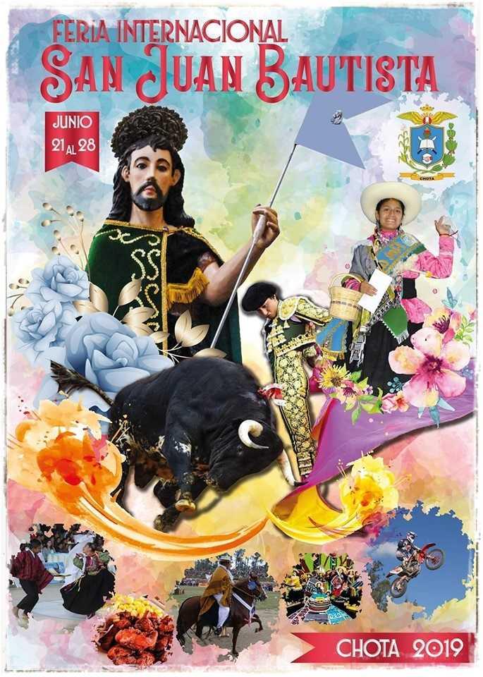 Feria Internacional San Juan Bautista Chota 2019