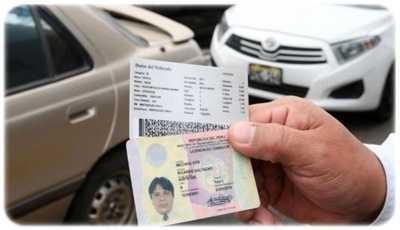 Costo de renovación de la licencia de conducir