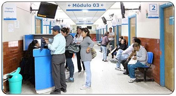 Tramites y requisitos para cambio de Centro Asistencial EsSalud