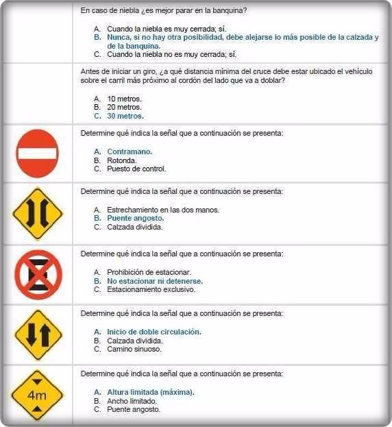 Tramites y requisitos para sacar licencia de conducir