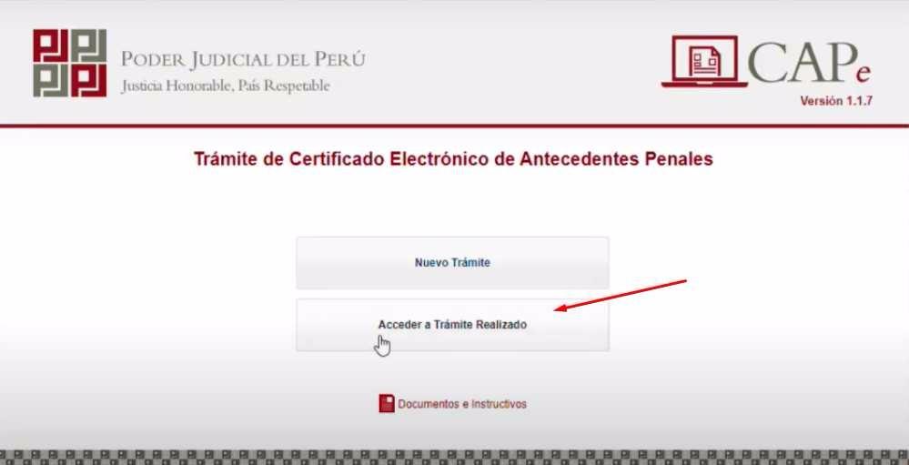 Paso 12 Cómo sacar antecedentes penales por internet